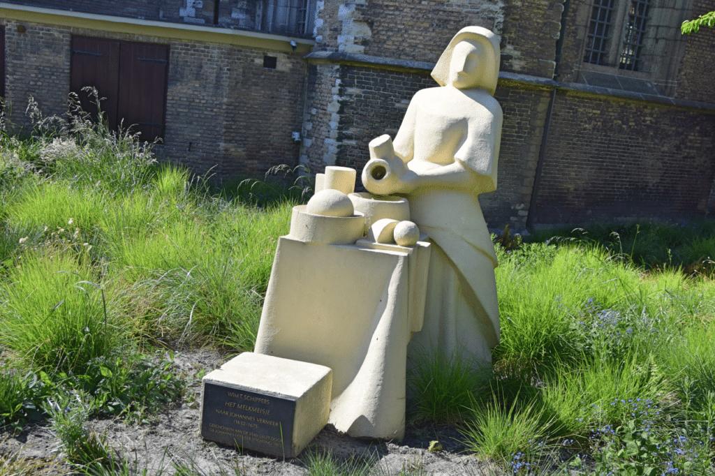 Rondleiding-Vermeer-Delft-Melkmeisje