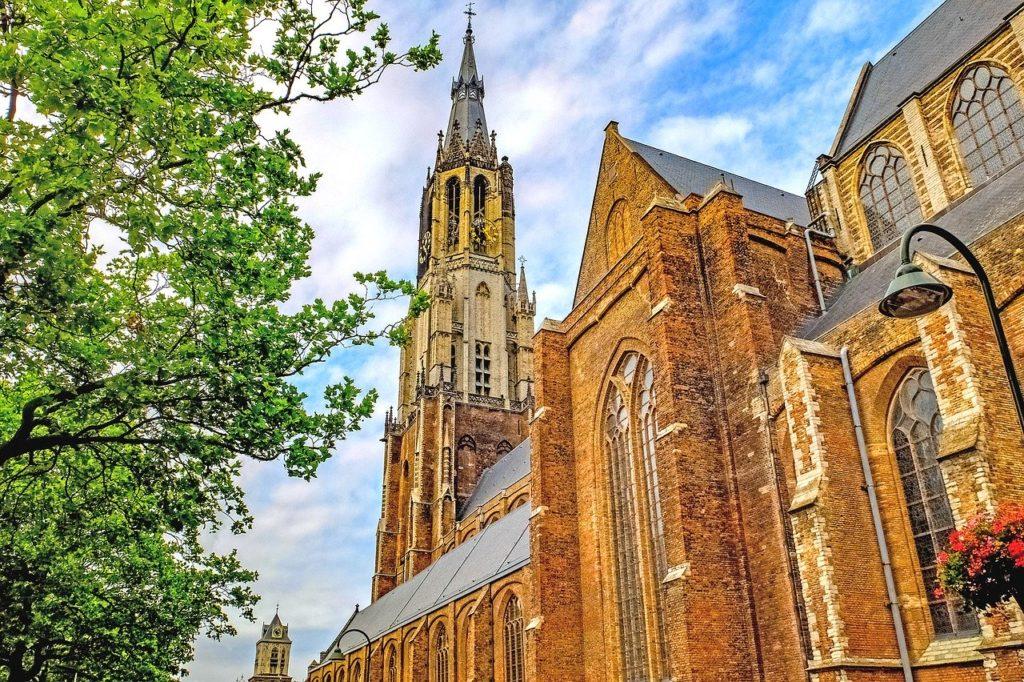 Rondleiding-Oranje-Delft-Kerk