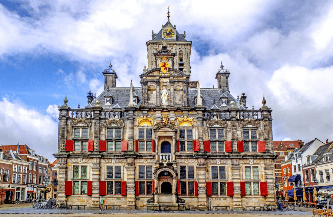 Guided Tours in Delft