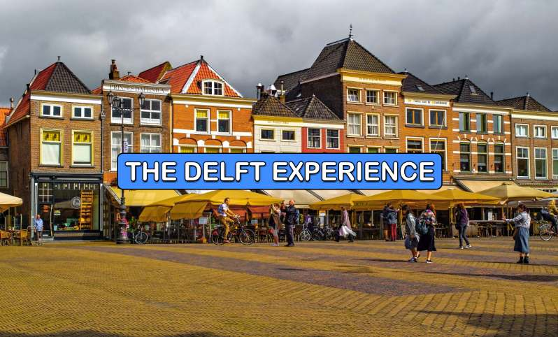 Groepsuitje The Delft Experience