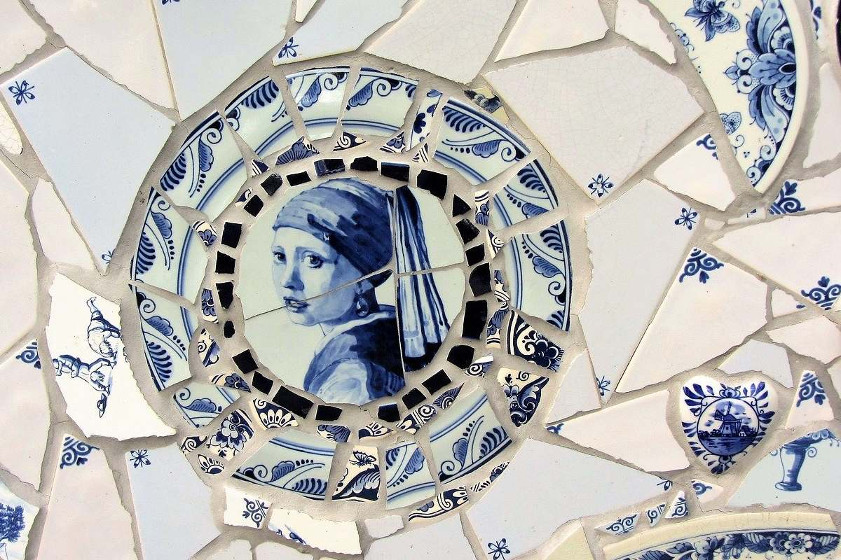 Guided Tour Delftware