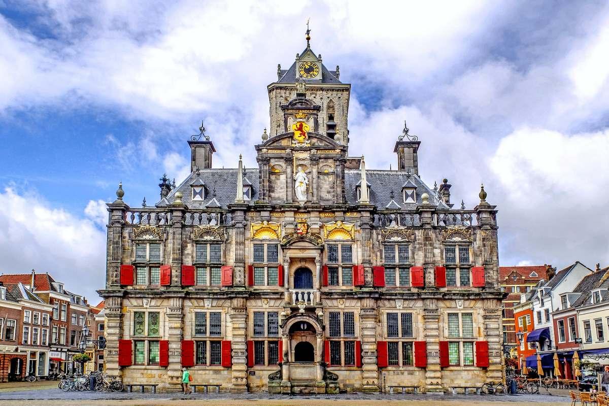 Historische rondleiding door Delft