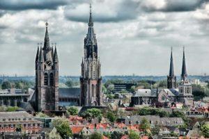 Rondleiding Oude en Nieuwe Kerk Delft