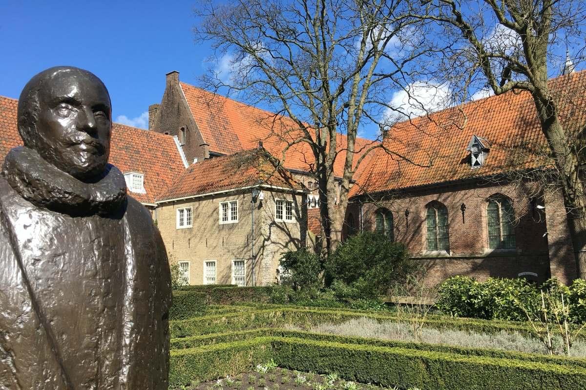 Rondleiding in Delft over Willem van Oranje