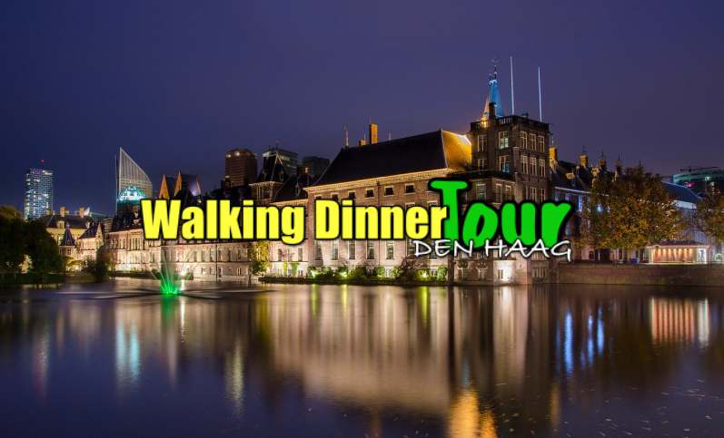 Walking Dinner Den Haag