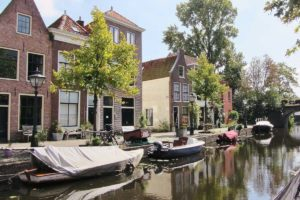Guided Tour Leiden