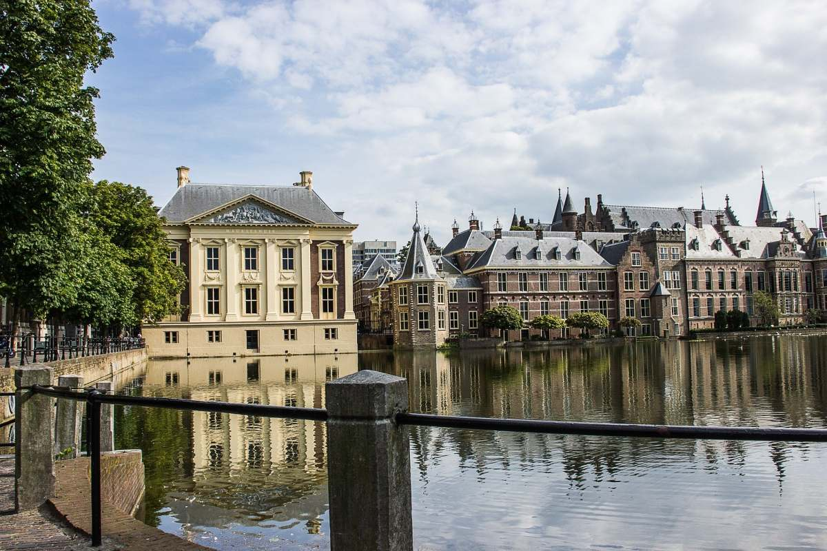 Guided Tour The Hague
