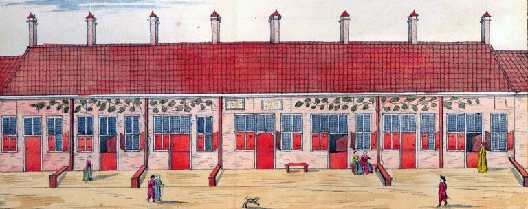 Hofje van Gratie Delft