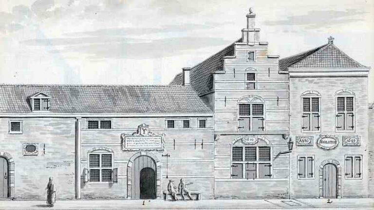 De Latijnse School in Delft