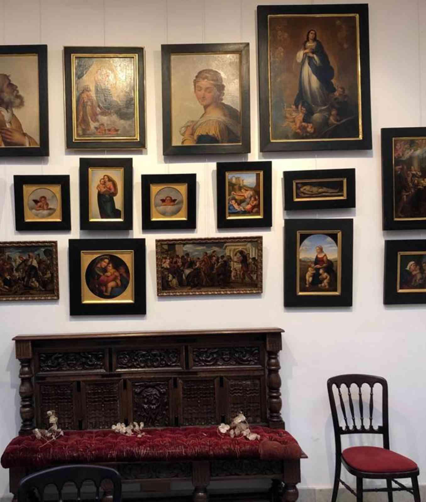 Kunstcollectie Museum van Elven Delft