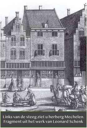 Herberg Mechelen in Delft