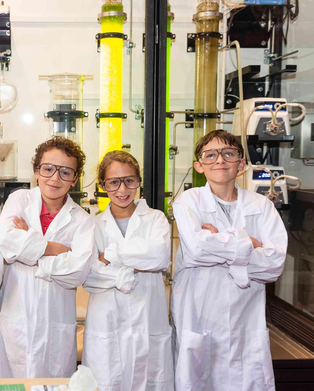 Bezoek Science Centre Delft